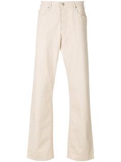 расклешенные джинсы свободного кроя Armani Jeans