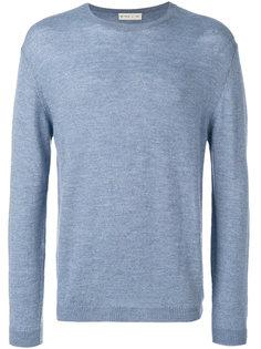 классический свитер с круглым вырезом Etro