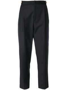 укороченные классические брюки  Just Cavalli