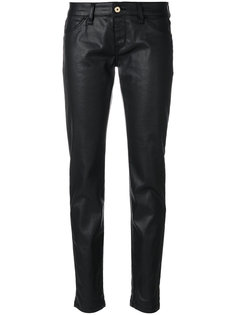 классические байкерские брюки Just Cavalli