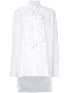 рубашка с рюшами Faith Connexion