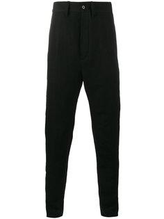 брюки с заниженной проймой Ann Demeulemeester