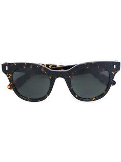 квадратные солнцезащитные очки L.G.R