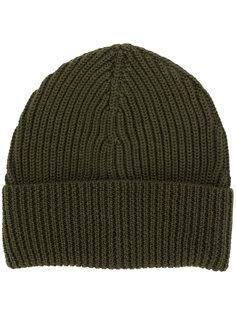 шапка-бини с ребристой фактурой Maison Margiela