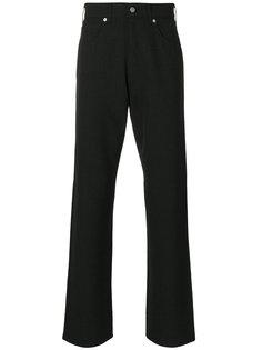 брюки клеш  Armani Jeans