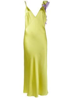 платье с оборками по краям Natasha Zinko