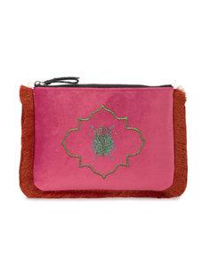 клатч с вышивкой Mutopia  Mehry Mu