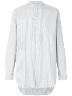 классическая рубашка в полоску  Maison Margiela