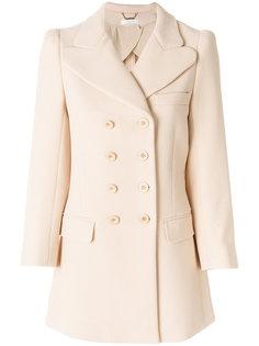 двубортное пальто  Chloé