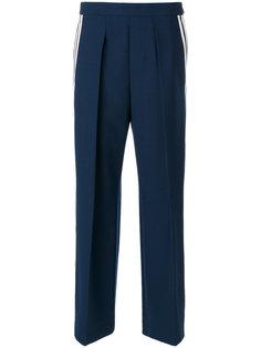 широкие спортивные брюки Neil Barrett