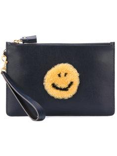 клатч Smile Anya Hindmarch