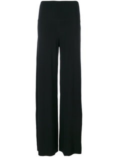 широкие брюки Norma Kamali