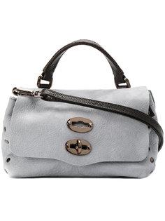 маленькая сумка-тоут Jones Zanellato