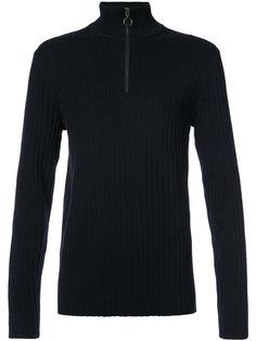 свитер на молнии Vince