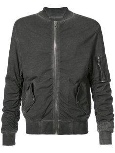 куртка-бомбер на молнии Rta