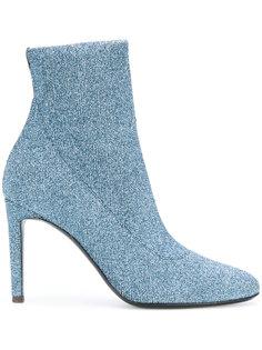 блестящие ботинки Celeste Giuseppe Zanotti Design