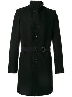 пальто на пуговицах Ann Demeulemeester Grise