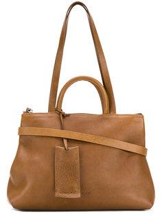 сумка-тоут с лямками Marsèll
