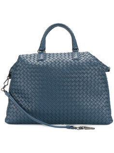 сумка-тоут с дизайном в виде плетения Bottega Veneta