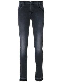 джинсы скинни  Versace Jeans