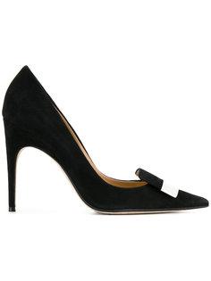 туфли-лодочки с заостренным носком Sergio Rossi