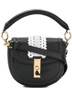 сумка с контрастным плетением Altuzarra