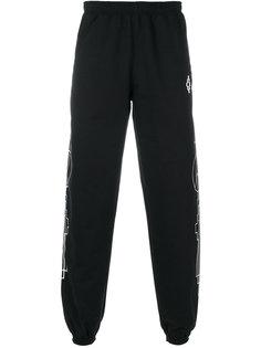 спортивные брюки Talca  Marcelo Burlon County Of Milan
