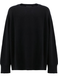 свитер с круглым вырезом Haider Ackermann