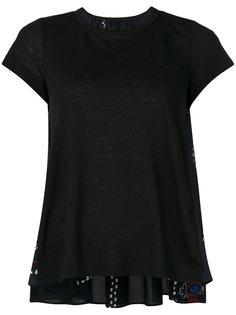 """футболка с принтом """"пейсли"""" Sacai"""