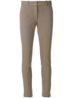 укороченные брюки кроя слим Joseph