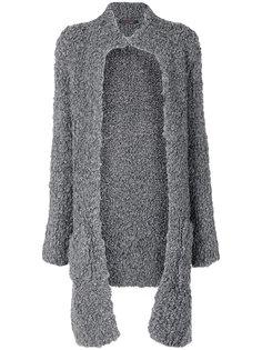 пальто-кардиган с длинными рукавами Incentive! Cashmere