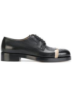 ботинки в деконструктивистском стиле Maison Margiela