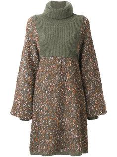 платье-свитер свободного кроя Chloé