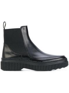 ботинки-слипон на платформе Tods Tod`S