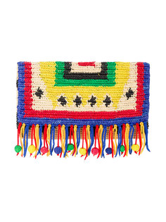 плетеный клатч Nalo Toquilla Sensi Studio