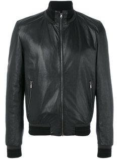 классическая байкерская куртка Dolce & Gabbana