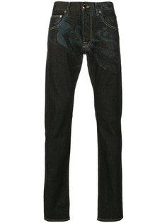 узкие джинсы Etro