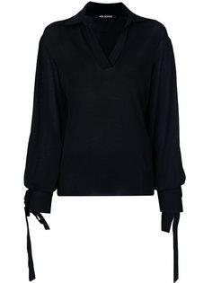 свитер с V-образным вырезом Neil Barrett