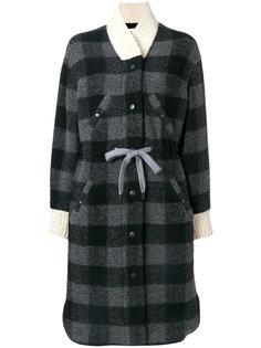 пальто свободного кроя Glitz Isabel Marant Étoile