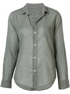 приталенная рубашка Barry Frank & Eileen