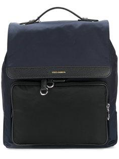 рюкзак квадратной формы Dolce & Gabbana