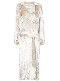 двубортное свободное пальто Gabriela Hearst
