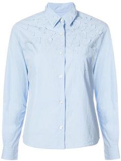 рубашка с заплатками в виде сердца  Jimi Roos