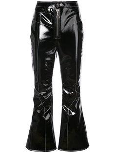 лакированные брюки Ellery