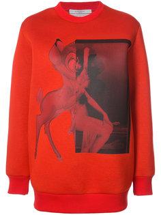 толстовка с заплаткой Bambi Givenchy