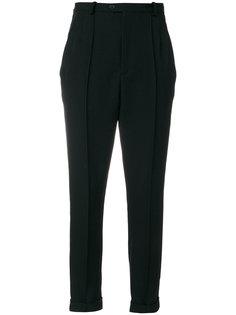 укороченные классические брюки Isabel Marant