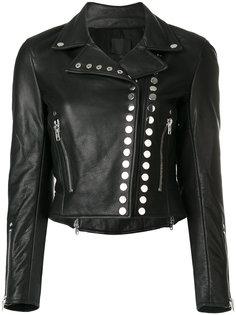 куртка с заклепками Alexander Wang