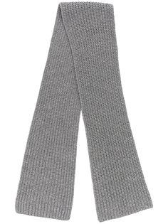 шарф с ребристой фактурой Joseph