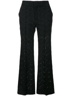 ажурные брюки Chloé