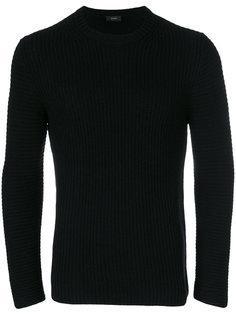 свитер с круглым вырезом Joseph